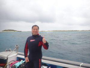 2021.04.24 チービシボート ファンダイビング