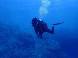 2021.07.08 ルカン礁ボート ファンダイビング