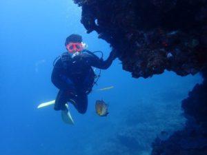 2021.07.12 砂辺ビーチ 体験ダイビング